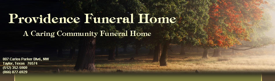 Providence Funeral Home